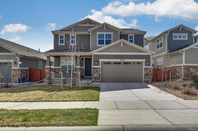 10356 Vienna Street, Parker, CO 80134 (#2578451) :: Venterra Real Estate LLC