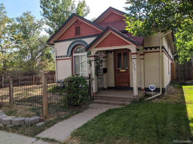 2389 S Lincoln Street, Denver, CO 80210 (#2578484) :: James Crocker Team