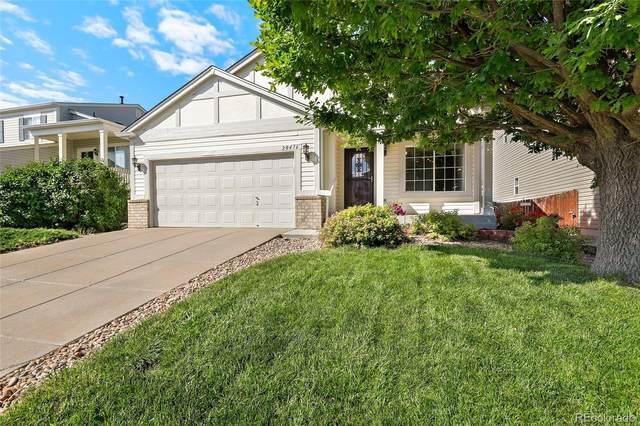 20476 Willowbend Lane, Parker, CO 80138 (#2578538) :: Wisdom Real Estate