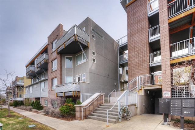 2830 E College Avenue #305, Boulder, CO 80303 (#2578874) :: Real Estate Professionals