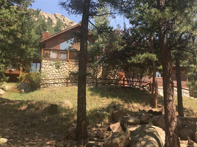 6160 Kinney Creek Road, Evergreen, CO 80439 (#2579004) :: The Peak Properties Group
