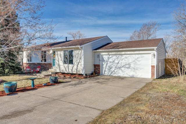 967 Oakwood Drive, Castle Rock, CO 80104 (#2579671) :: The Peak Properties Group