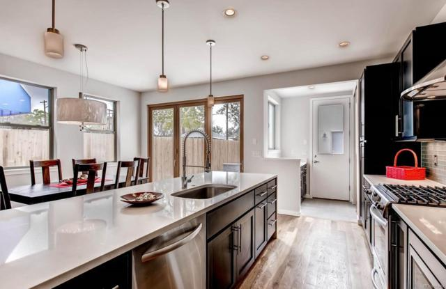 4530 W 43rd Avenue, Denver, CO 80212 (#2579798) :: The Peak Properties Group