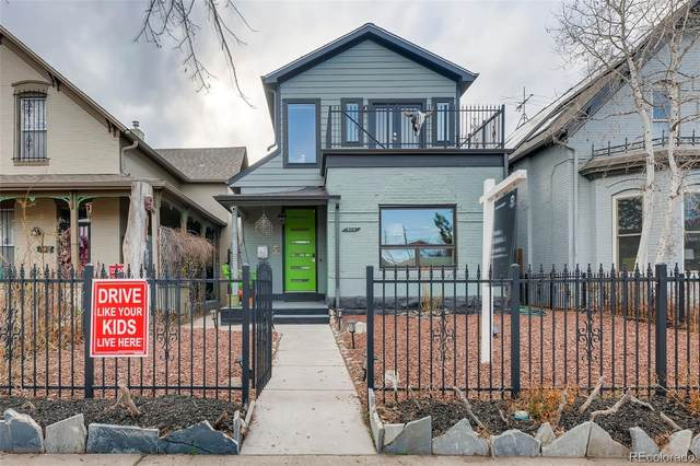 973 Lipan Street, Denver, CO 80204 (#2580009) :: Arnie Stein Team | RE/MAX Masters Millennium