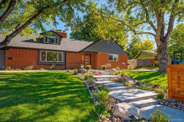 13070 W 15th Drive, Golden, CO 80401 (#2580021) :: Portenga Properties
