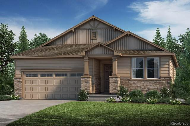 6273 Saddle Bow Avenue, Parker, CO 80134 (MLS #2580474) :: 8z Real Estate