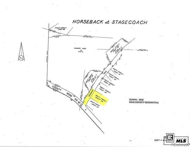 Lot 23 (Multifamily) Horseback Subd At Stagecoach, Oak Creek, CO 80467 (#2580761) :: The DeGrood Team