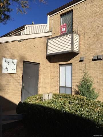 3550 S Harlan Street #144, Denver, CO 80235 (#2580814) :: The HomeSmiths Team - Keller Williams