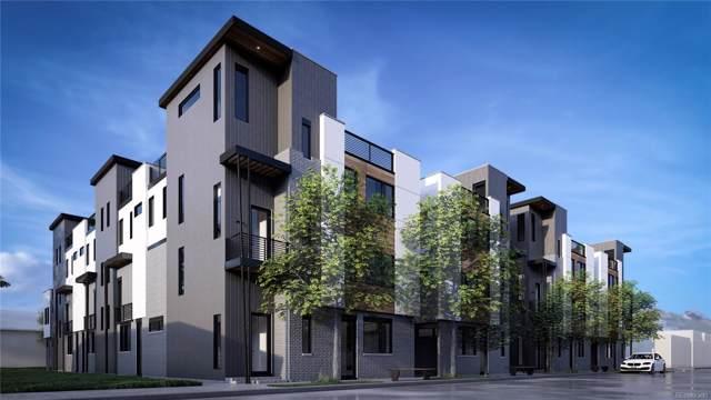 4351 W 43rd Avenue #5, Denver, CO 80212 (#2580927) :: The Dixon Group