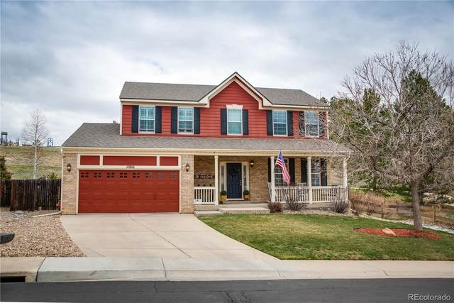 11810 Crow Hill Drive, Parker, CO 80134 (#2580950) :: The Harling Team @ HomeSmart