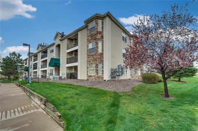 12338 W Dorado Place #202, Littleton, CO 80127 (#2581274) :: The DeGrood Team