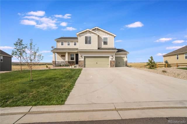 5774 Desert Inn Loop, Elizabeth, CO 80107 (MLS #2581413) :: Kittle Real Estate