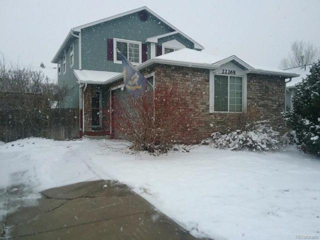 22268 E Princeton Drive, Aurora, CO 80018 (MLS #2581557) :: 8z Real Estate