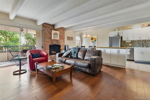 1365 Columbine Street #406, Denver, CO 80206 (#2581620) :: Portenga Properties - LIV Sotheby's International Realty