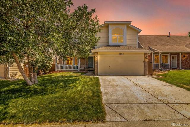9894 Foxhill Circle, Highlands Ranch, CO 80129 (#2582199) :: The Gilbert Group