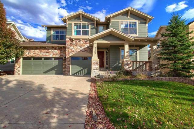25305 E Park Crescent Drive, Aurora, CO 80016 (#2582479) :: Sellstate Realty Pros