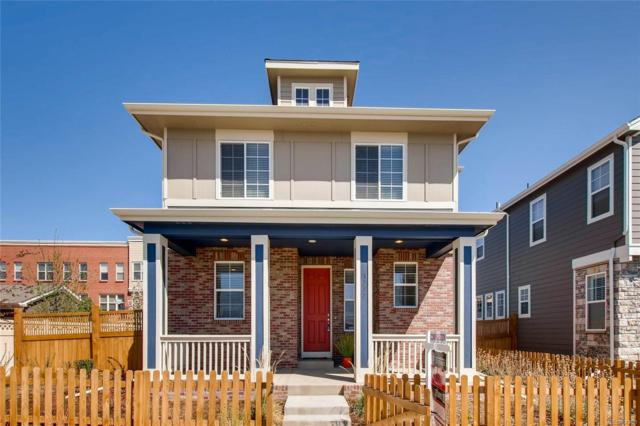 3737 W 118th Place, Westminster, CO 80031 (#2582483) :: The Peak Properties Group