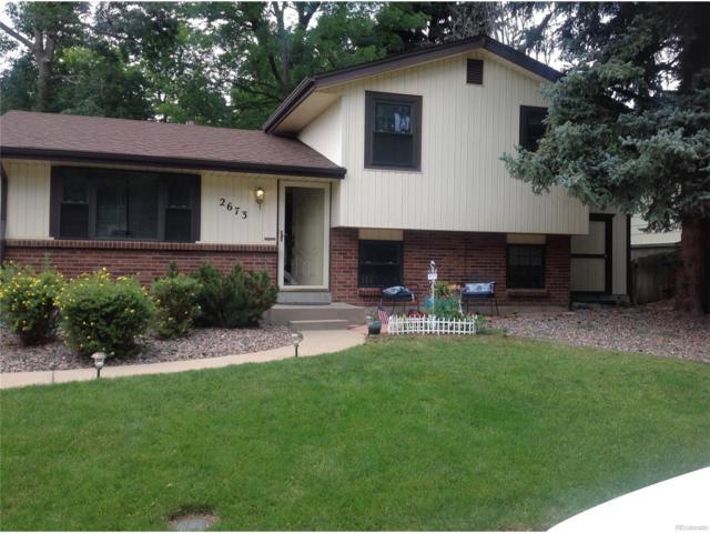 2673 S Holland Street, Lakewood, CO 80227 (MLS #2582598) :: 8z Real Estate
