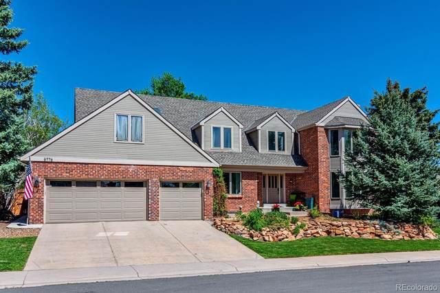 5776 S Kittredge Court, Centennial, CO 80015 (#2582840) :: Mile High Luxury Real Estate