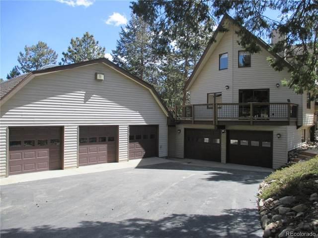 1188 Mount Evans Boulevard, Pine, CO 80470 (MLS #2583090) :: Wheelhouse Realty