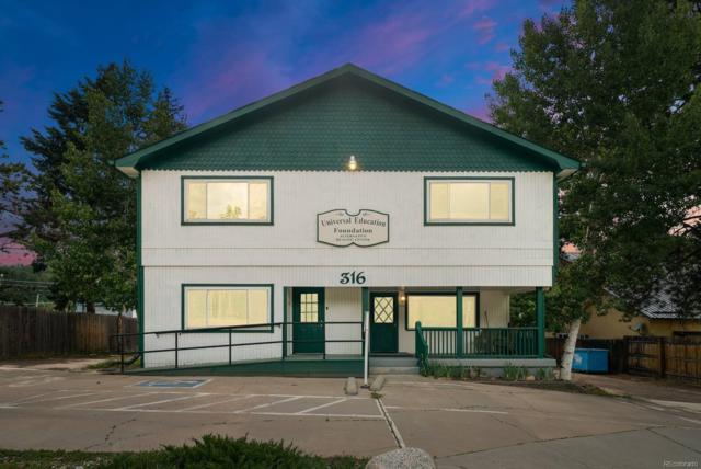 316 State Highway 67, Woodland Park, CO 80863 (#2583419) :: The Heyl Group at Keller Williams