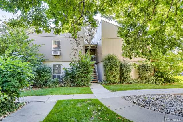 7373 W Florida Avenue 10G, Lakewood, CO 80232 (#2583532) :: Bring Home Denver with Keller Williams Downtown Realty LLC