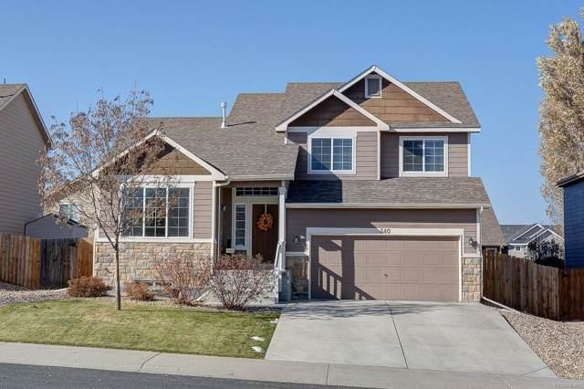 340 Gemstone Lane, Johnstown, CO 80534 (#2583534) :: HomePopper