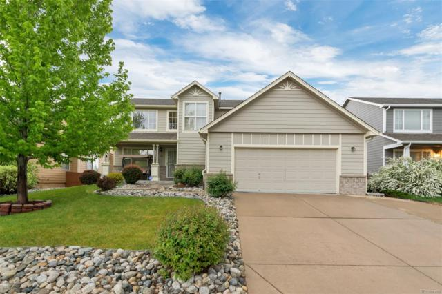 2496 E 116th Place, Thornton, CO 80233 (#2583835) :: The Healey Group