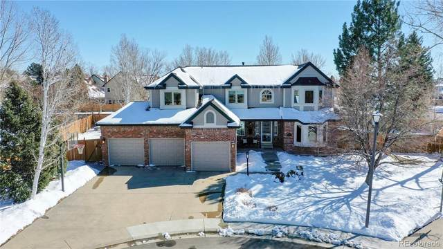 16266 E Prentice Place, Centennial, CO 80015 (MLS #2583907) :: Wheelhouse Realty