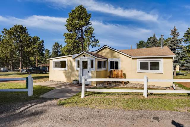 404 Scott Avenue, Woodland Park, CO 80863 (MLS #2584316) :: 8z Real Estate