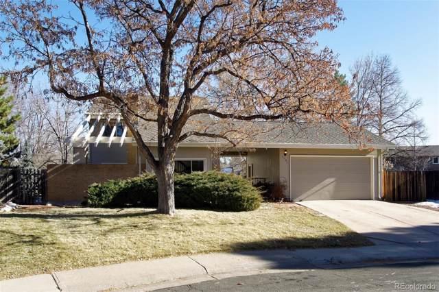 3684 E Geddes Drive, Centennial, CO 80122 (#2584507) :: The Peak Properties Group