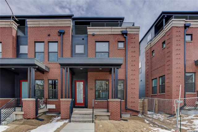 1360 N Vine Street Parcel 14, Denver, CO 80206 (#2584538) :: RazrGroup