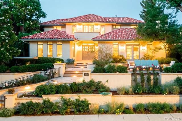 850 S Franklin Street, Denver, CO 80209 (MLS #2584629) :: 8z Real Estate