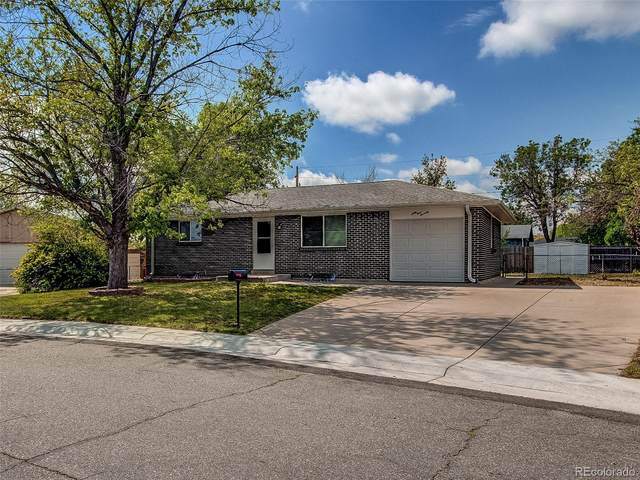 6470 W 77th Place, Arvada, CO 80003 (#2584723) :: The Harling Team @ Homesmart Realty Group