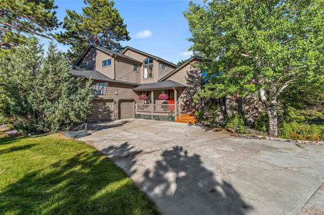1580 Blakcomb Court, Evergreen, CO 80439 (MLS #2584826) :: 8z Real Estate
