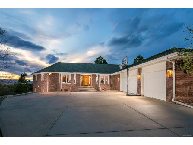 5988 Angie Court, Parker, CO 80134 (MLS #2585682) :: 8z Real Estate