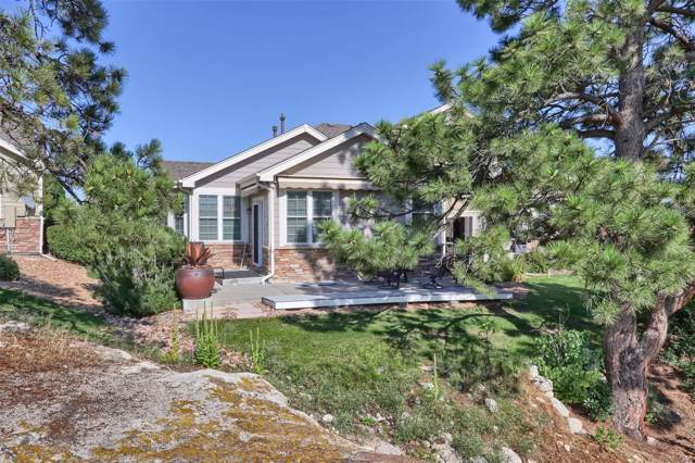 7515 Pineridge Trail, Castle Pines, CO 80108 (MLS #2585941) :: 8z Real Estate