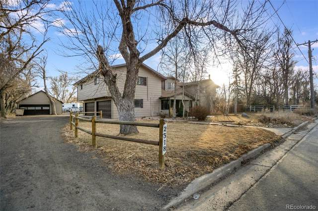 2518 W 4th Street, Greeley, CO 80631 (MLS #2586100) :: 8z Real Estate