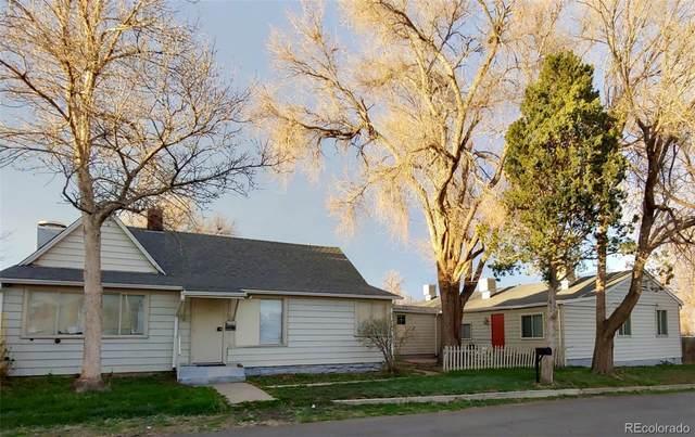 3445 W Mansfield Avenue, Denver, CO 80236 (MLS #2586199) :: 8z Real Estate