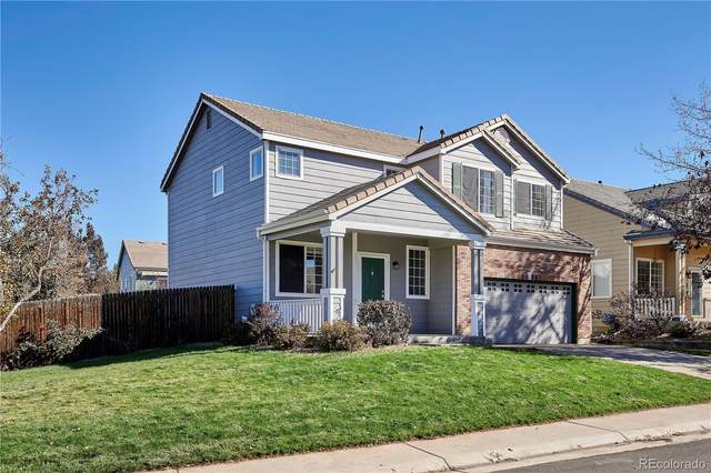5282 S Shawnee Street, Aurora, CO 80015 (MLS #2586825) :: The Sam Biller Home Team