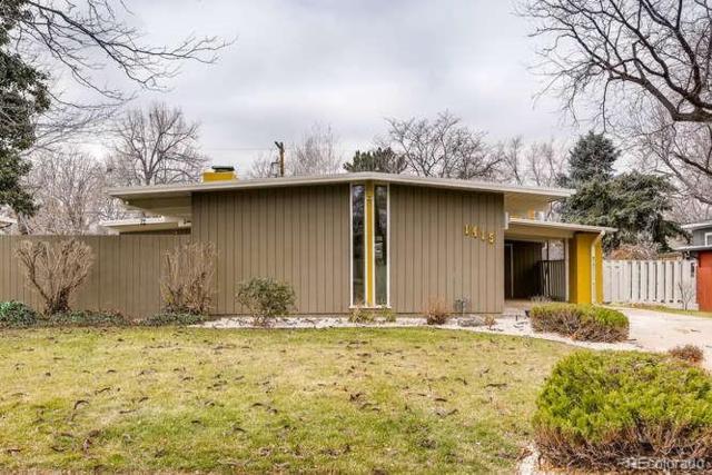 1415 S Elm Street, Denver, CO 80222 (#2587056) :: The Peak Properties Group