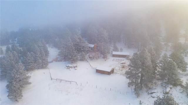 19110 White Pine Lane, Colorado Springs, CO 80908 (#2587083) :: Hudson Stonegate Team