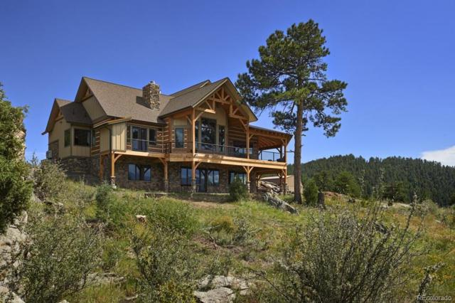7807 S Settlers Drive, Morrison, CO 80465 (#2587771) :: My Home Team