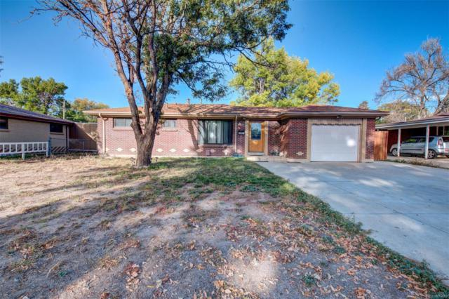 3041 Worchester Street, Aurora, CO 80011 (#2588103) :: The Tamborra Team