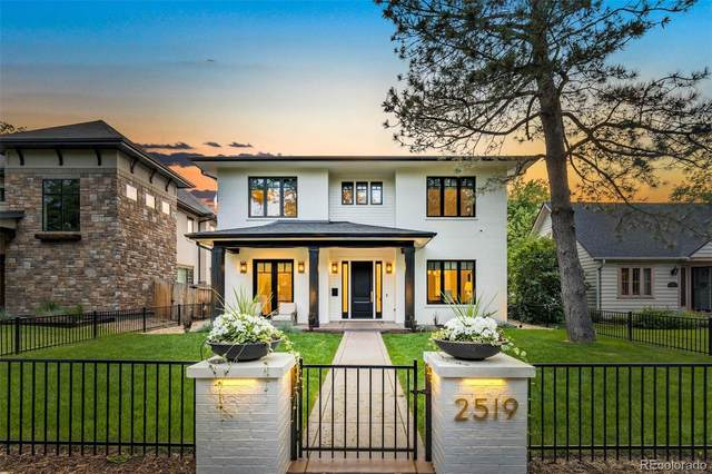 2519 S Columbine Street, Denver, CO 80210 (#2588289) :: Bring Home Denver with Keller Williams Downtown Realty LLC