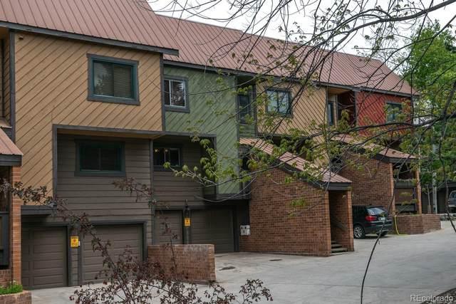 2650 Medicine Springs Drive #3, Steamboat Springs, CO 80487 (MLS #2588749) :: Kittle Real Estate
