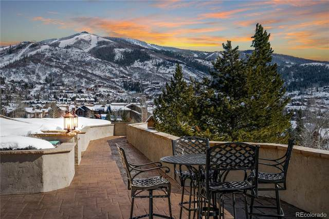 2600 Eagleridge Drive #25, Steamboat Springs, CO 80487 (#2589023) :: Colorado Home Finder Realty