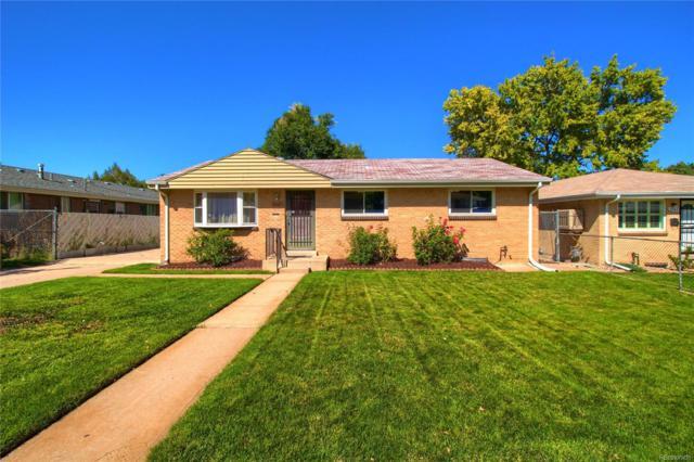 3265 W Mexico Avenue, Denver, CO 80219 (#2589376) :: Bring Home Denver