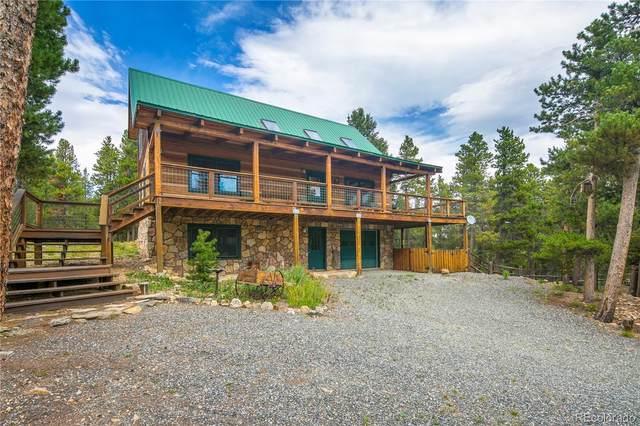 1270 Lodge Pole Drive, Black Hawk, CO 80422 (MLS #2589566) :: Bliss Realty Group