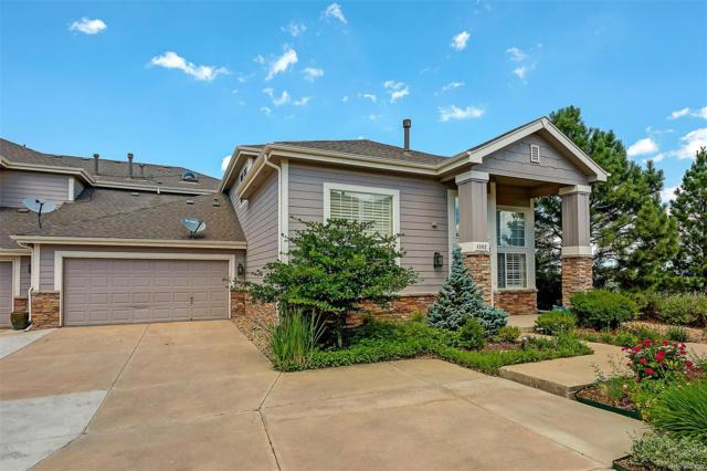 1362 Pineridge Court, Castle Pines, CO 80108 (#2589602) :: HomeSmart Realty Group